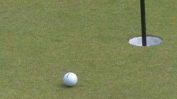 The Open 2017: Rickie Fowler nearly holes an albatross