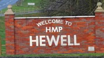 HMP Hewell: Security teams dealing with 'ongoing incident'