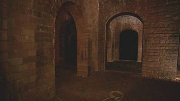 Hidden Victorian reservoir revealed in Nottingham