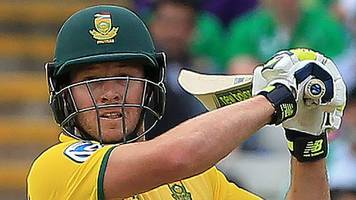 David Miller: South African set for Glamorgan T20 Blast debut v Essex