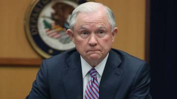despite his testimony, sessions reportedly talked politics with russia