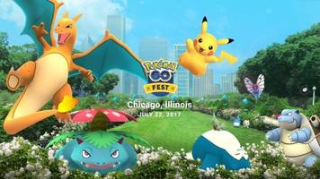 pokémon go fest didn't really go well