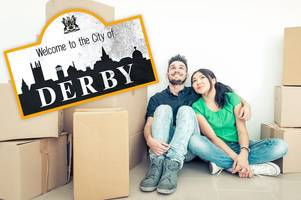 derby named as one of the least stressful locations to move to in the uk