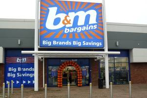 huge household and garden clearance sale launched by b&m