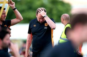 hull city boss leonid slutsky turns attention to addressing defensive concerns