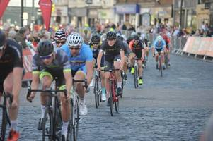 olympic champ ed clancy on why he loves cycling in beverley as thousands pack into town centre