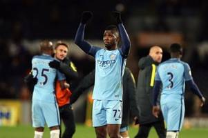 leicester city to complete manchester city striker kelechi iheanacho signing 'soon', says vice-chairman