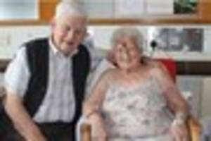 husband and wife spend 65th wedding anniversary in hospital...