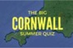 The Big Cornwall Summer Quiz: How Cornish are you?