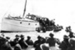 True story of Cornwall's role in historic rescue at Dunkirk...