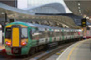 Major disruption to Southern Rail trains following 'lightning...