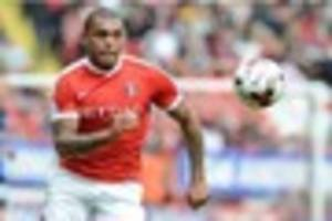 charlton athletic striker and ex cardiff city and aberdeen man...