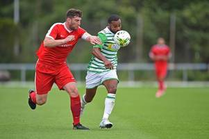 ex-derby county and plymouth argyle players remain on trial with yeovil town