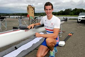 Hamilton's Josh Armstrong in GB World Rowing Under-23 Championships team