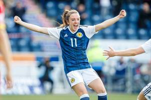women's euro 2017: scotland ace lisa evans says team mates are itching not bitching to correct auld enemy trouncing