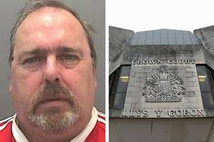 Sex abuser groomed 7-year-old with sweets and trips in his convertible