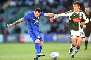 lee tomlin lays out his aims for the season and says link-up with kenneth zohore could be crucial for cardiff city's promotion bid