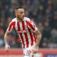 Marko Arnautovic leaves Stoke to join West Ham for club record fee