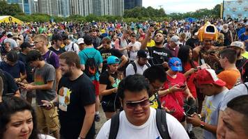 pokémon go fest plagued with server issues as fans demand fixes from niantic
