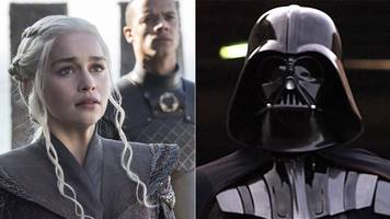 comic-con: which fans are 'crazier' - star wars or game of thrones?