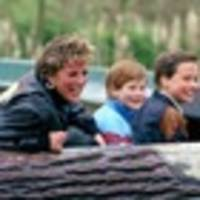 william, harry tell all in diana, our mother: her life and legacy