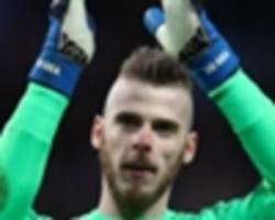 Real Madrid 1 Manchester United 1 (1-2 pens): De Gea proves his worth to Mourinho