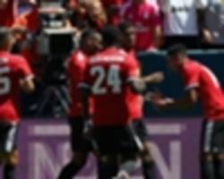 Martial awe - Dazzling assist ignites front man's summer as Man Utd edge out Real Madrid
