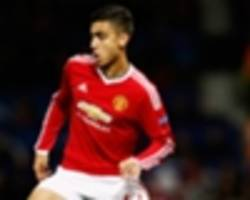 Pereira not interested in leaving Manchester United on loan