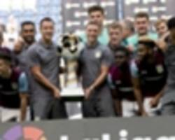 terry lifts bizarre trophy as aston villa claim cup of traditions crown