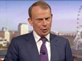 andrew marr says there is a 'lack of older women' on tv