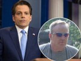 scaramucci 'referred to sean spicer as melissa mccarthy'