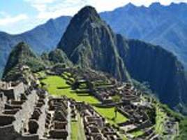 british kids evacuated from machu picchu after forest fire