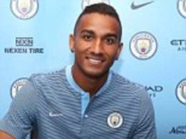 man city sign right-back danilo from real madrid for £27m