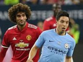 manchester city stars want samir nasri out of club
