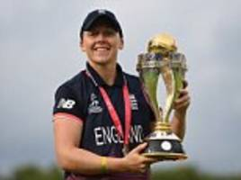 world cup win means women's cricket is now seen as cool