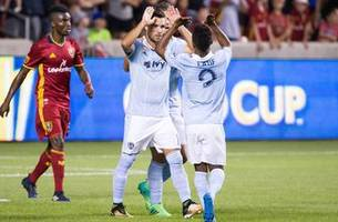 Feilhaber's goal helps Sporting KC to 1-1 draw with Real Salt Lake