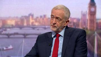 Jeremy Corbyn: I never said we would write off student debt