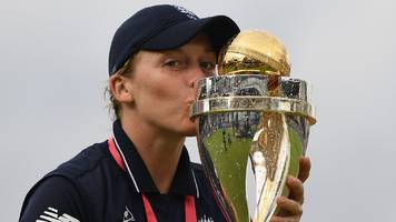 Women's World Cup: England win over India can be 'springboard' for women's cricket