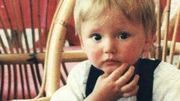 ben needham: blood found on items in hunt for toddler