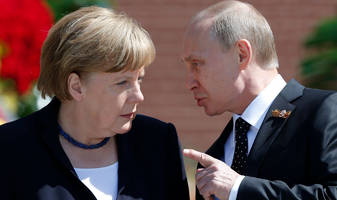EU Sounds Alarm Over New US Sanctions On Russia; Germany Threatens Retaliation