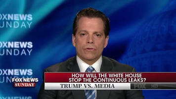 Scaramucci: If The Leaks Don't Stop, I'm Going To Pare Down The Staff
