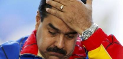 Venezuela Will Be The First Sovereign Oil Producer To See An All-Out Collapse