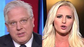 'i would've fired her the day i met her': glenn beck dishes on tomi lahren's firing from theblaze