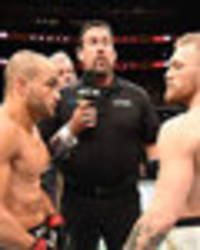 eddie alvarez: if you don't think conor can knock floyd mayweather out, you're an idiot