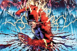 The upcoming Flash movie will be called Flashpoint — and that's a bad idea