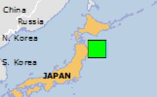 Green earthquake alert (Magnitude 5.6M, Depth:10km) in Japan 23/07/2017 15:35 UTC, No people within 100km.