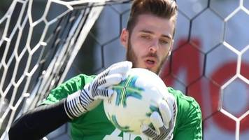 de gea '100%' staying at man utd, says mourinho