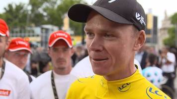 Tour de France 2017: Chris Froome reflects on 'incredible' fourth Tour win