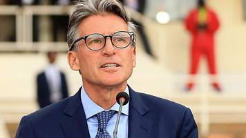 World Athletics Championships 2017: IAAF president Lord Coe cannot guarantee clean championships