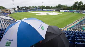 T20 Blast: No David Miller debut for Glamorgan as rain hits Essex match